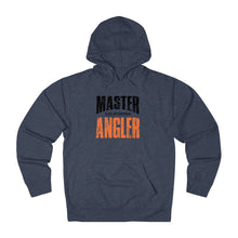 Load image into Gallery viewer, California Master Angler Unisex Terry Hoodie Org Sq