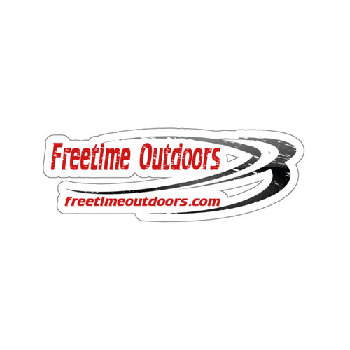 Freetime Outdoors Stickers With Website