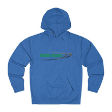 Load image into Gallery viewer, Freetime Outdoors Unisex Terry Hoodie - Green & Black