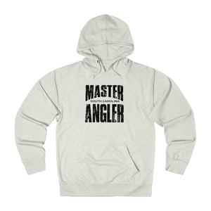 South Carolina Master Angler Unisex Terry Hoodie Black Sq