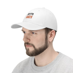 Florida Master Angler Unisex Twill Hat - Orange Logo