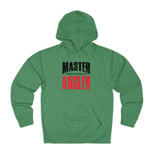 Load image into Gallery viewer, North Carolina Master Angler Unisex Terry Hoodie Red Sq