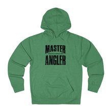 Load image into Gallery viewer, South Carolina Master Angler Unisex Terry Hoodie Black Sq
