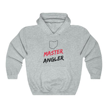 Load image into Gallery viewer, Ohio Master Angler Unisex Heavy Blend™ Hooded Sweatshirt -  State Red