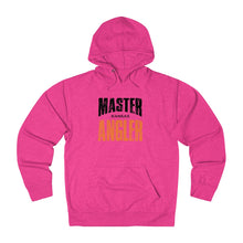 Load image into Gallery viewer, Kansas Master Angler Unisex Terry Hoodie Org Sq