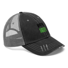 Load image into Gallery viewer, Michigan Master Angler Unisex Trucker Hat - Grn Logo