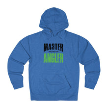 Load image into Gallery viewer, Michigan Master Angler Unisex Terry Hoodie Green Sq