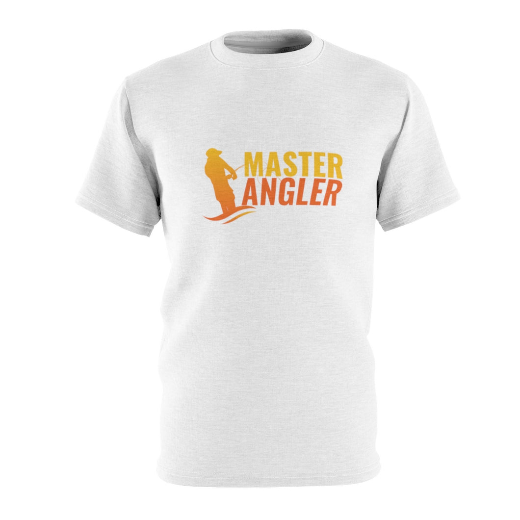 Copy of Master Angler Unisex AOP Cut & Sew Tee - Orange