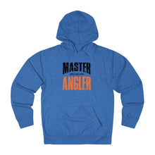 Load image into Gallery viewer, Michigan Master Angler Unisex Terry Hoodie Org Sq