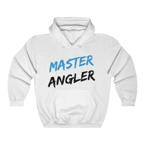 Master Angler Unisex Heavy Blend™ Hooded Sweatshirt