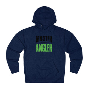 Florida Master Angler Unisex Terry Hoodie Green Sq