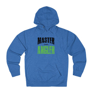 Ohio Master Angler Unisex Terry Hoodie Green Sq