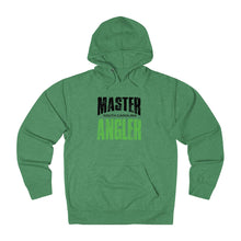 Load image into Gallery viewer, South Carolina Master Angler Unisex Terry Hoodie Green Sq