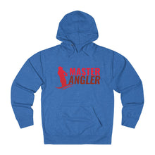 Load image into Gallery viewer, Master Angler Unisex Terry Hoodie Red Logo