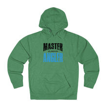Load image into Gallery viewer, Alabama Master Angler Unisex Terry Hoodie Blue Sq
