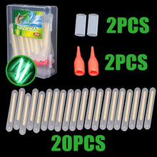 Load image into Gallery viewer, 20pcs/bag 4.5*40mm Fluorescent Lightstick