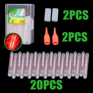 20pcs/bag 4.5*40mm Fluorescent Lightstick
