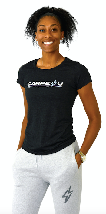 Carpe U Women's SIGNATURE Tee