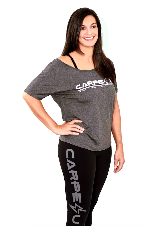 Carpe U Women's SIGNATURE Dolman