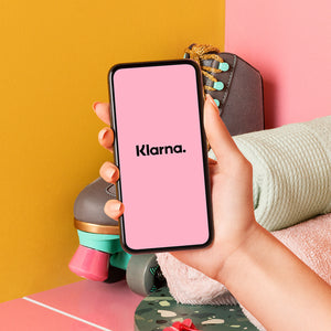BUY NOW - PAY LATER with KLARNA