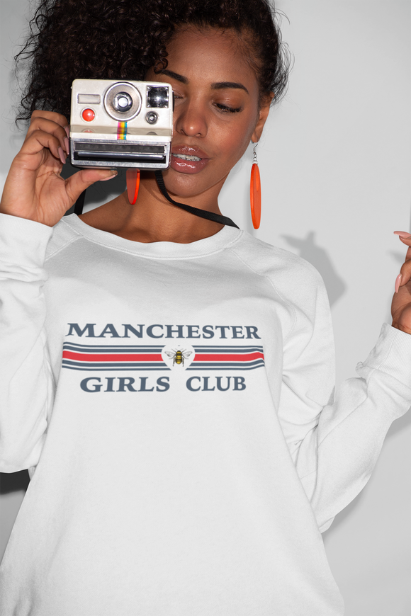 Manchester Girls Club Jumper (Womens)