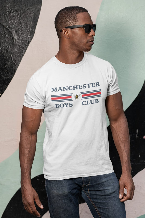 Manchester Boys Club T Shirt - MENS