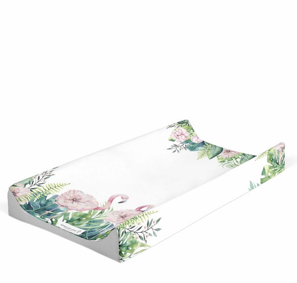 Flamingo Design Changing Mat