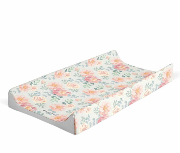 Floral Design Changing Mat