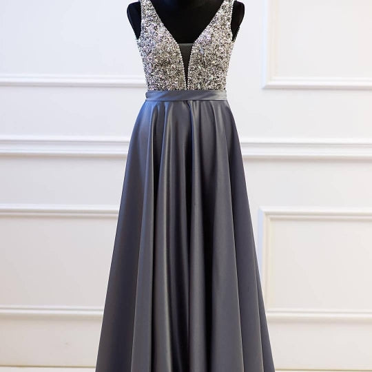 Robe Satin & Diamond