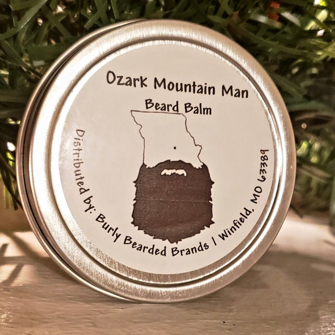 Ozark Mountain Man Beard Balm