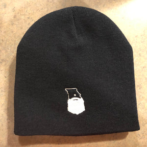 Bearded MO Beanie (3 color options)