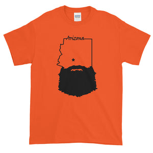 Arizona Bearded Short Sleeve T-Shirt