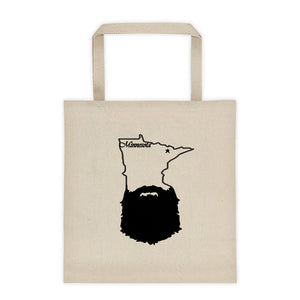 Bearded Minnesota Tote