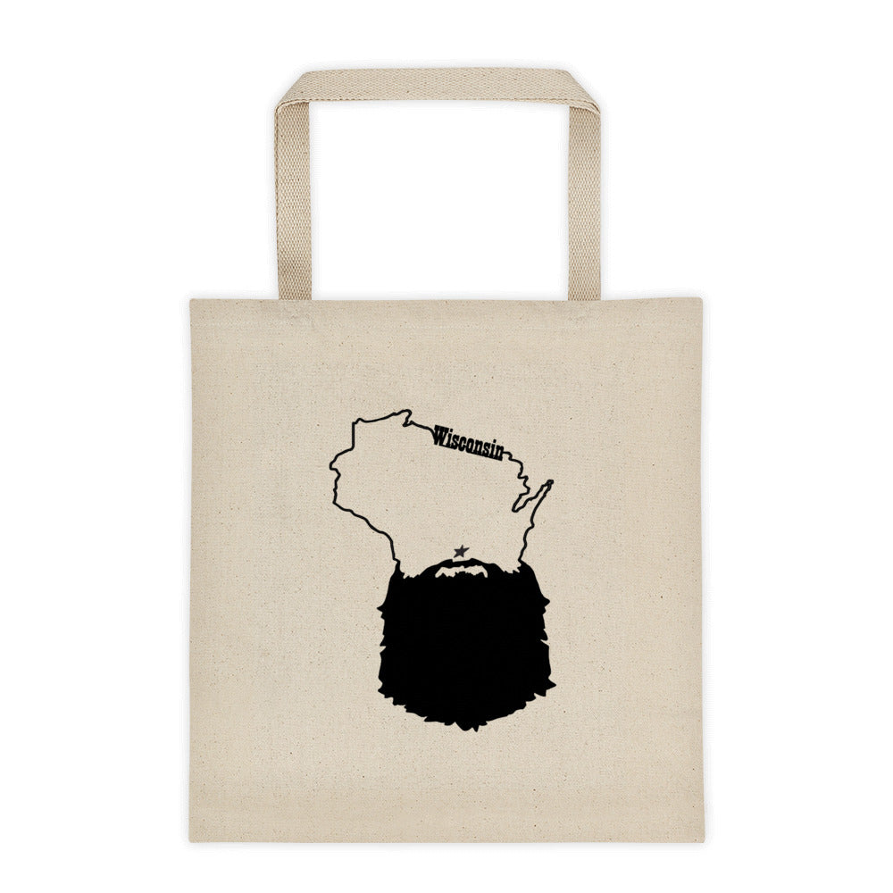 Bearded Wisconsin Tote