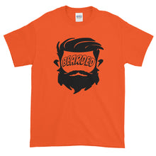 Load image into Gallery viewer, Bearded Face Short Sleeve T-Shirt