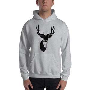 Bearded Buck Hooded Sweatshirt