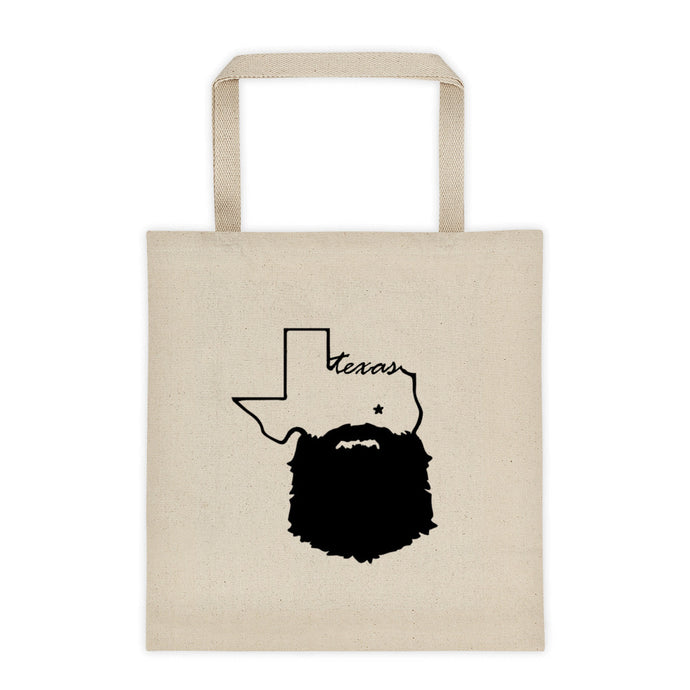 Bearded Texas Tote