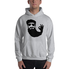 Load image into Gallery viewer, Okay Beard Hooded Sweatshirt