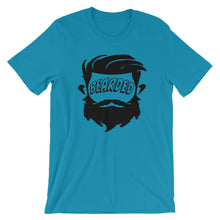 Load image into Gallery viewer, Bearded Short Sleeve Unisex T-Shirt