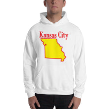 Load image into Gallery viewer, KC Hooded Sweatshirt