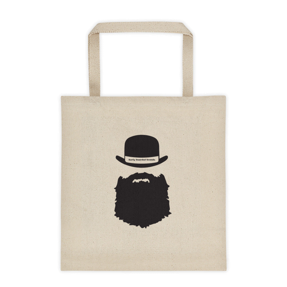 Top Hat Bearded Tote