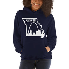 Load image into Gallery viewer, Show Me Hooded Sweatshirt