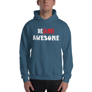 Be(ard) Awesome Hooded Sweatshirt