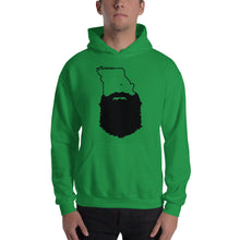 Load image into Gallery viewer, Bearded Missouri Hooded Sweatshirt