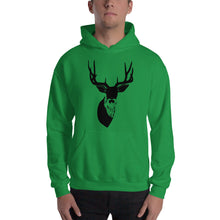 Load image into Gallery viewer, Bearded Buck Hooded Sweatshirt