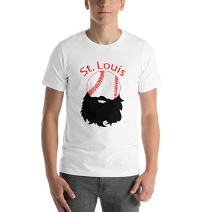 St. Louis Baseball Short Sleeve Unisex T-Shirt