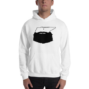 Tennessee Bearded Hooded Sweatshirt