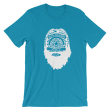 Load image into Gallery viewer, Bearded Police Short Sleeve Unisex T-Shirt (white print)