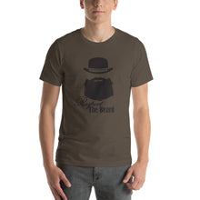 Load image into Gallery viewer, Respect The Beard Short Sleeve Unisex T-Shirt
