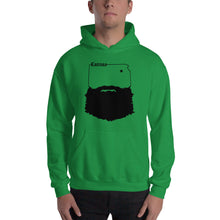 Load image into Gallery viewer, Bearded Kansas Hooded Sweatshirt